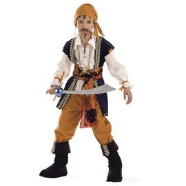 Disfraz pirata malvado talla 5 mi387 - 57123872