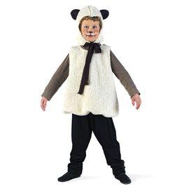 Disfraz animal ovejita talla 5 mi723 - 57127232