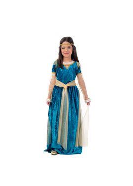 Disfraz princesa medieval talla 3 mi955 - 57129552