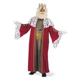 Disfraz rey mago melchor talla l ma668 - 57136689