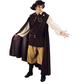 Disfraz aventurero medieval (bs) talla xl ma674 - 57136743