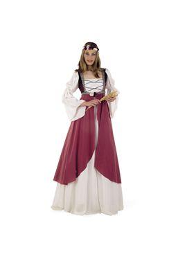 Disfraz clarisa medieval (bs) talla l ma578 - 57135780