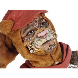 Cm962 mascara gato t-unica - 57159620