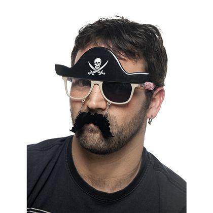Cm955 gafas pirata con parche t-unica - 57159550