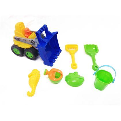 Camión con accesorios para la arena - 87850672(1)