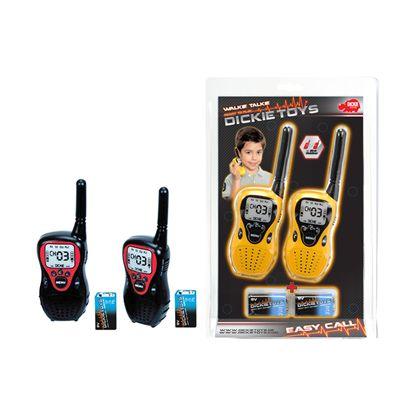 Walkie talkie negro y amarillo - 91018176(2)