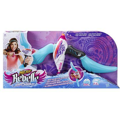 Nerf rebelle super soaker dolphin - 25505611