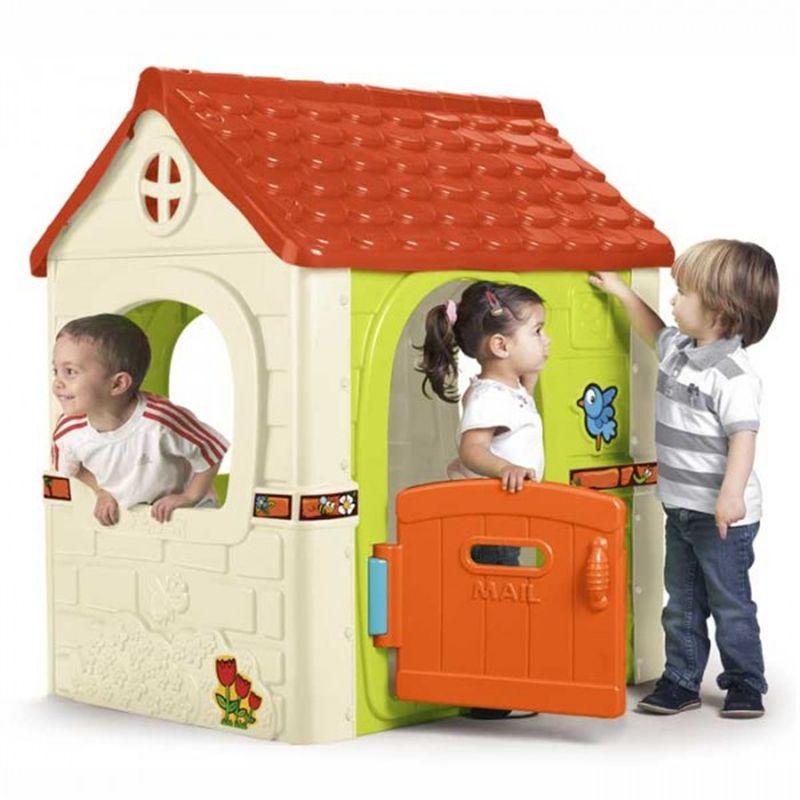 Fantasy house feber for Casita infantil feber