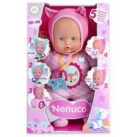 Nenuco blandito 5 funciones niña - 13002170