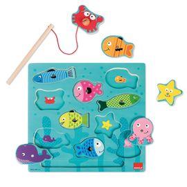 Goula- puzzle de pesca magnetico - 09553131