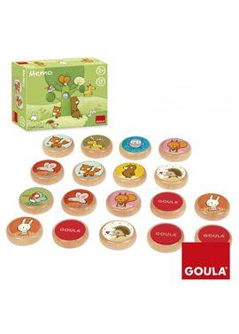 Goula memo tom y sus amigos del bosque - 09553435