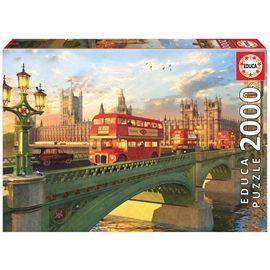 Puzzle 2000 puente de westminster, londres - 04016777