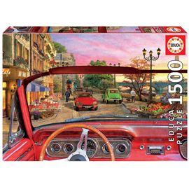 Puzzle 1500 parís desde el coche - 04016768