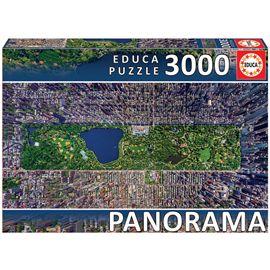 Puzzle 3000 central park, nueva york - 04016781