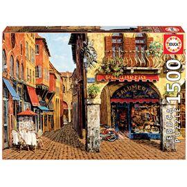 Puzzle 1500 colors of italy - salumeria viktor shv - 04016770