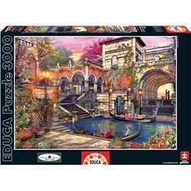 Puzzle 3000 romance en venecia - 04016320