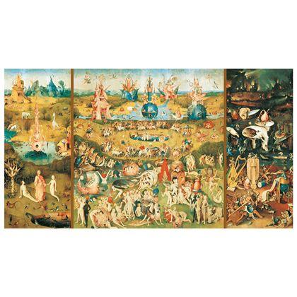 Puzzle 9000 el jardín de las delicias - 04014831(1)
