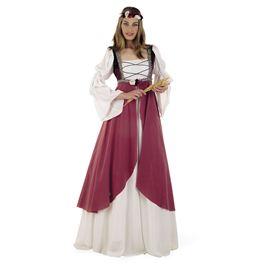 Disfraz clarisa medieval (bs) talla xl ma578