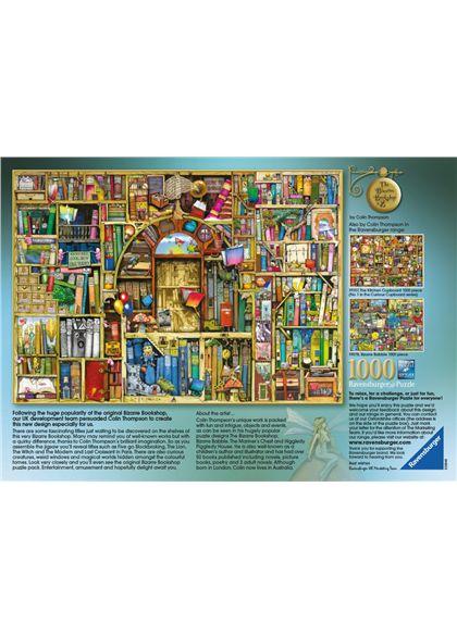Puzzle 1000 biblioteca extraña - 26919314(2)