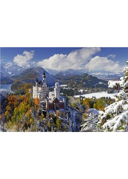 Puzzle 3000 castillo de neuschanstein - 26917062(1)