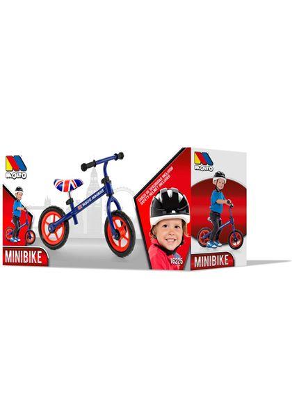 Molto mini bike azul + casco - 26516225(1)