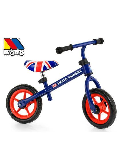 Molto mini bike azul + casco - 26516225(2)