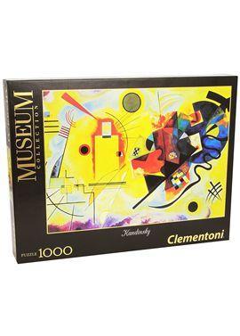Puzzle 1000 kandiskij amarillo puro - 06639195(1)
