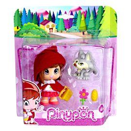 Piny pon cuentos figura caperucita roja - 13002658