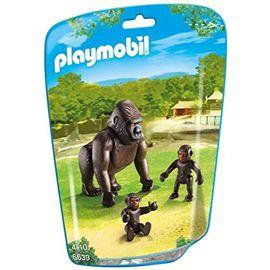 Gorila con bebes - 30006639