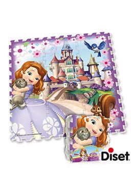 Puzzle foam princesa sofia - 09546843