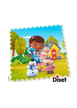 Puzzle foam doctora juguetes - 09546831