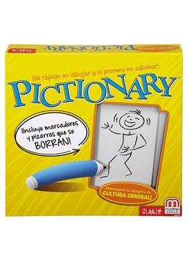 Pictionary castellano - 24523611