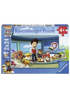 Puzzle 2x24 pzs paw patrol - 26909085