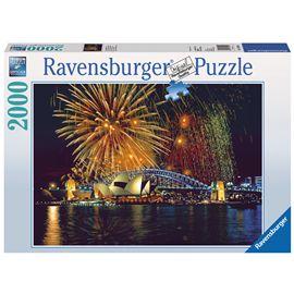 Puzzle 2000pzs fuegos artificiales en sydney - 26916622
