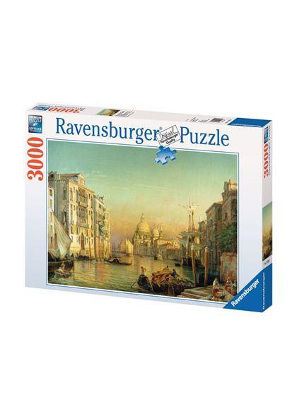 Puzzle 3000pzs canal grande, venecia - 26917035