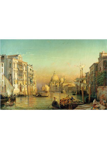 Puzzle 3000pzs canal grande, venecia - 26917035(1)