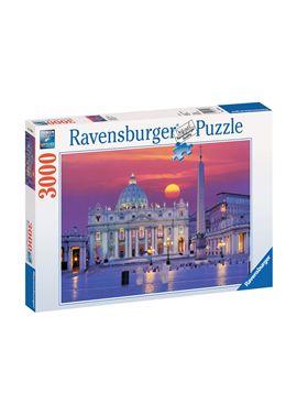 Puzzle 3000pzs basílica de san pedro - 26917034