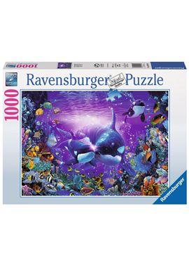 Puzzle 1000 pzs lassen: luz en el mar - 26919478