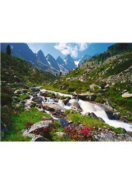 Puzzle 3000pzs alpes austriacos - 26917029