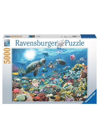 Puzzle 5000 maravillas del mundo submarino - 26917426(1)
