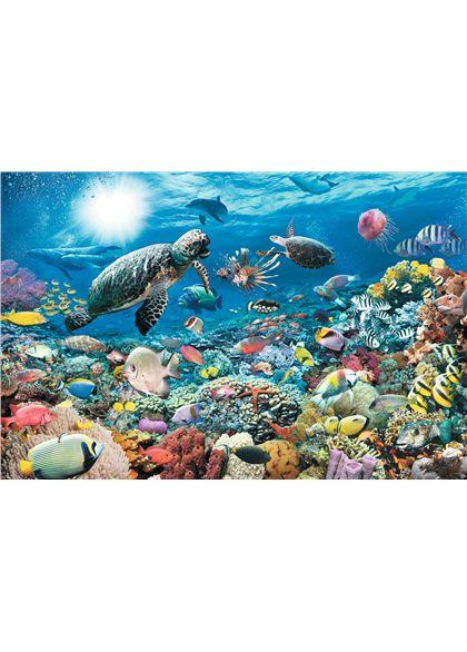 Puzzle 5000 maravillas del mundo submarino - 26917426(2)