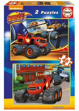 Puzzle 2 x 48 blaze - 04016821