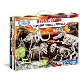 Depredadores y presas - 06655110