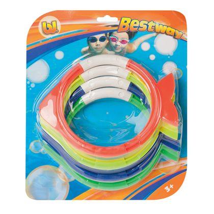 Peces plastico lil para bucear, edad: +3 años - 86726009(1)