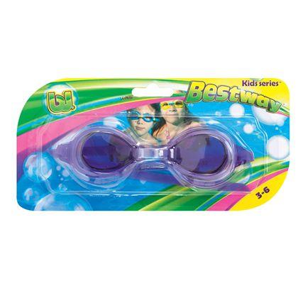 Gafas de natacion lil lightning, edad: 3-6 años - 86721002