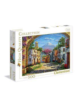 Puzzle 500 the volcano - 06635025