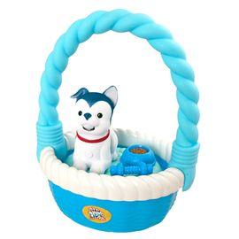 Cesta y mascotas - 13002315