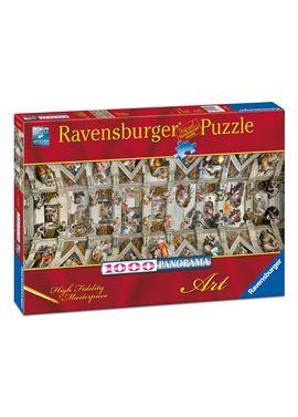 Puzzle 1000 pzs la capilla sixtina - 26915062