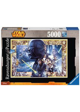 Puzzle 5000 pzs star wars - 26917431