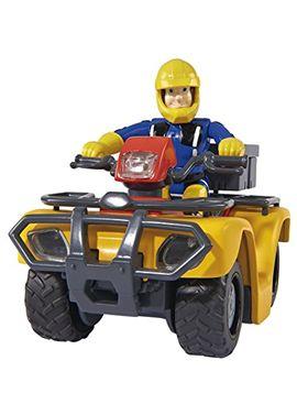 Quad mercury fireman sam con figura - 33357657